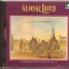 george lloyd - eleventh symphony - albany symphony orchestra CD 1987 conifer used mint