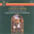 charles avison concerti grossi after scarlatti - tafelmusik naroque orchestra CD 1987 CBC
