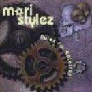 mori stylez - rules for rotation CD 2000 9 tracks used mint