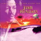 jimi hendrix - first rays of the new rising sun CD 1997 MCA experience hendrix 17 tracks used