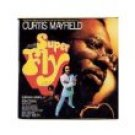 curtis mayfield - super fly CD 1988 ichiban 9 tracks used mint