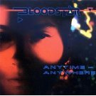 bloodstar - anytime anywhere CD 1992 red distribution inc 8 tracks used