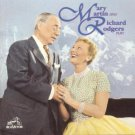 mary martin sings richard rodgers plays CD 1990 RCA 12 tracks used mint