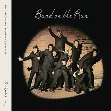 band on the run - paul mccartney archive collection CD w/ bonus audio & film 3-discs mpl