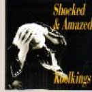 koolkings - shocked & amazed CD 1991 zensor musik EFA 11 tracks used mint