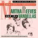 martha reeves and the vandellas - 24 greatest hits CD 1986 motown used mint
