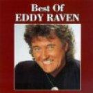 eddy raven - best of eddy raven CD 1997 curb 10 tracks used mint