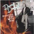 davis daniel - fighting fire with fire CD 1991 polygram mercury used mint