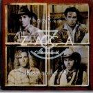zaca creek - broken heartland CD 1993 giant 10 tracks used