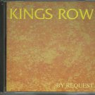 kings row - by request CD 1997 serenity records 17 tracks used mint