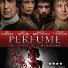 perfume the story of a murderer - ben whishaw + alan rickman DVD 2007 dreamworks used