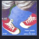 foghat - tight shoes / girls to chat CD 2-discs 2000 essential used mint