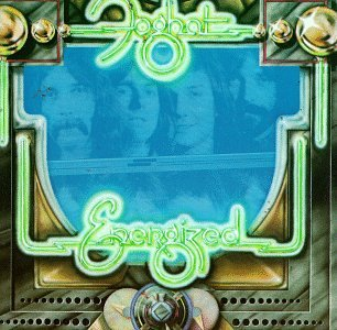 foghat - energized CD 1974 bearsville rhino 8 tracks used mint