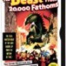 beast from 20,000 fathoms DVD 2003 warner used mint