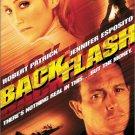 back flash - robert patrick + jennifer esposito DVD 2002 dimension used mint