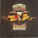 tatoo rodeo -rode hard - put away wet CD 1991 atlantic 13 tracks used mint