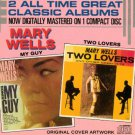 mary wells - my guy + two lovers CD 1986 motown 22 tracks used mint