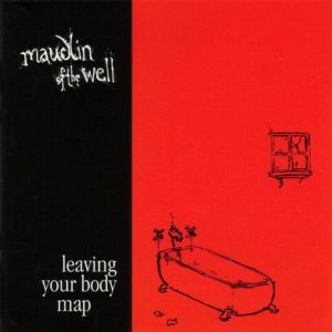 maudlin of the well - leaving your body map CD dark symphonies 12 tracks used mint