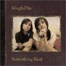 meg & dia - something real CD 2006 doghouse 11 tracks used mint