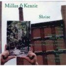 millan & kenzie - shrine CD 1994 blow hole 12 tracks used mint
