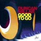 duncan miller - good to go CD 2001 instinct 10 tracks used mint
