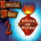 house of blues - essential blues 2 - various artists CD 2-discs 1996 used