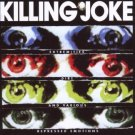 killing joke - extremities dirt and various repressed emotions CD 1993 noise futurist used