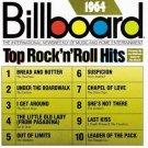 billboard top rock n roll hits 1964 - various artists CD 1993 rhino used mint