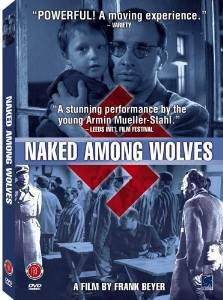 naked among wolves - a film by frank beyer DVD 2005 first run features new