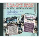 every great motown song: the first 25 years as originally recorded volumes I & II CD 1986 23 tracks