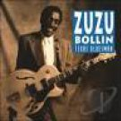 zuzu bollin - texas bluesman CD 1991 antone's records 11 tracks used mint