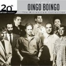 oingo boingo - best of oingo boingo CD 2002 geffen 11 tracks used mint