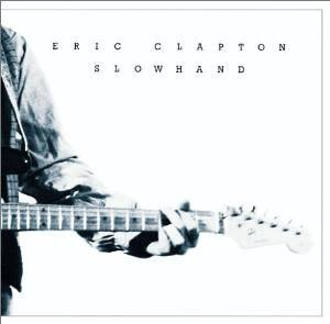 eric clapton - slowhand CD 1977 rso polygram 9 tracks used mint