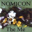 nomicon - the me + sarnath - northodox CD shiver belgium 15 tracks used