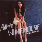 amy winehouse - back to black CD 2006 universal island 11 tracks used