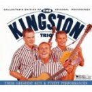 kingston trio - their greatest hits & finest performances CD 3-discs 1994 reader's digest used