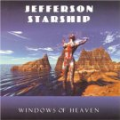 jefferson starship - windows of heaven CD 1999 sanctuary 12 tracks used