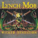 lynch mob - wicked sensation CD 1990 elektra 12 tracks used mint