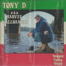 tony D aka harvee wallbangar - droppin' funky verses CD 1991 4th & Bway 13 tracks