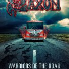 saxon chronicales part II - warriors of the road 2CDs + DVD 2014 UDR used mint