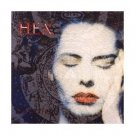 hex - vast halos CD 1990 rykodisc 10 tracks used mint