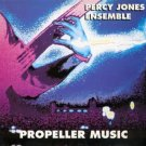 percy jones ensemble - propeller music CD 1990 hot wire EFA germany 12 tracks used mint