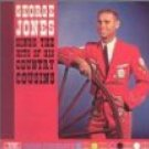 george jones sings the hits of his country cousins CD 1995 razor & tie 12 tracks used mint