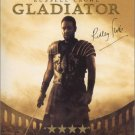 gladiator - signature selection DVD 2-disc widescreeen used mint