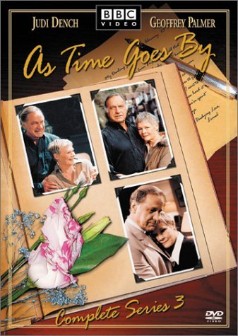 as time goes by - complete series 3 DVD 2002 BBC warner used mint