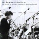 ray anderson - big band record CD 1994 rhino 9 tracks used