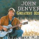 john denver - greatest hits CD 3-disc set 2005 timeless music used mint