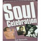 soul celebration - soul spectacular DVD 2002 time life rhino used mint