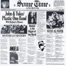 john lennon + yoko ono - some time in new york city CD 2-discs 1972 EMI used mint
