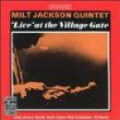 milt jackson quintet - live at the village gate CD 1987 2002 OJC 8 tracks used mint